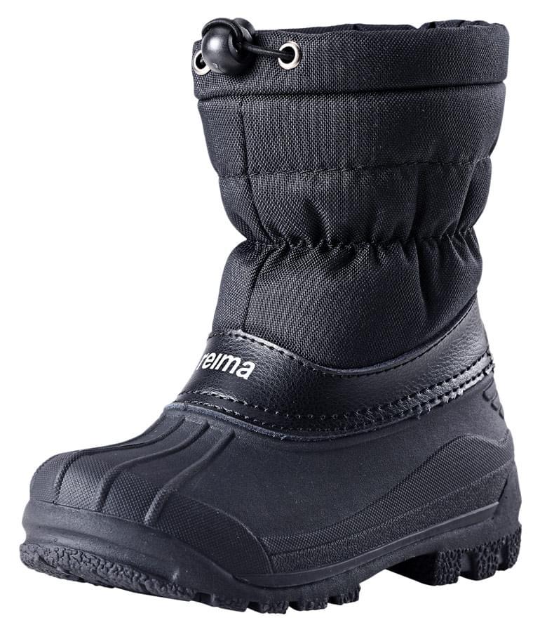 Dětské zimní boty Reima Nefar - Black - Skibi Kids e6434a7cd6