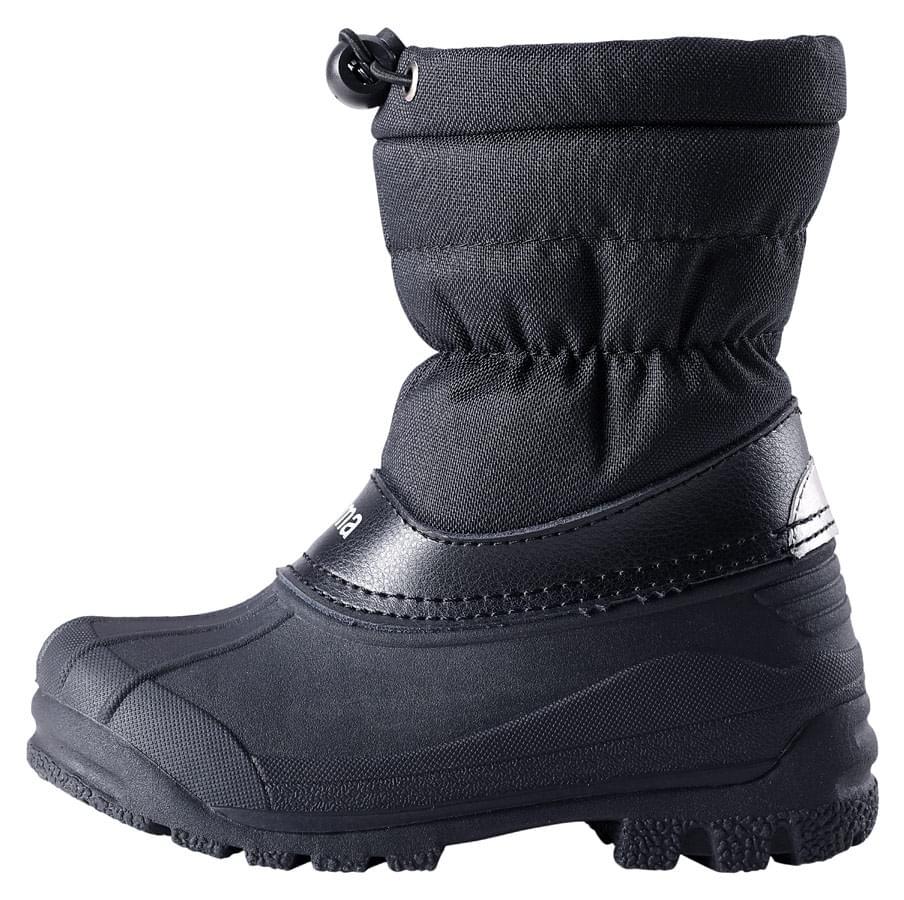 23139bdc626 Dětské zimní boty Reima Nefar - Black - Skibi Kids