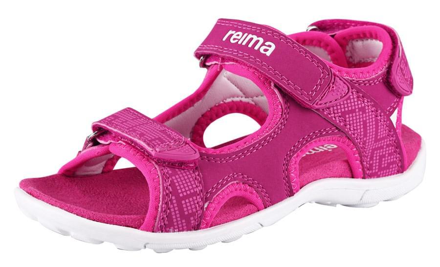 Dětské sandály Reima Handy - cerise pink - Skibi Kids 6aad867843