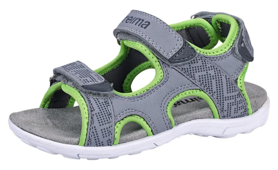 Dětské sandály Reima Handy - mid grey - Skibi Kids 7534b3bf99