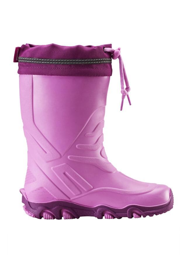 71aac772597 ... Dětské zimní nepromokavé boty Reima Slate winter rain boots - Pink ...