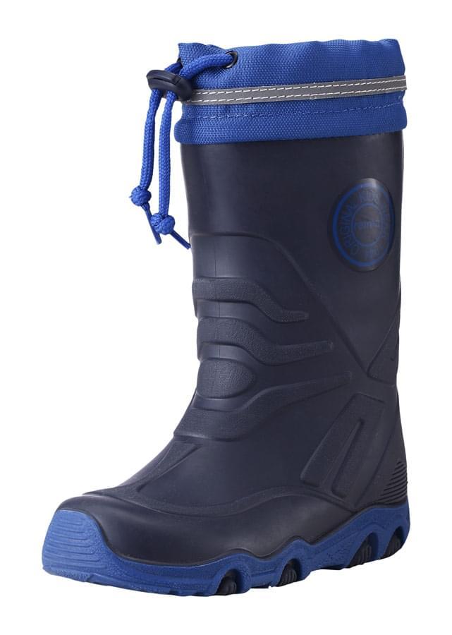 a4642f91371 Dětské zimní nepromokavé boty Reima Slate winter rain boots - Navy ...