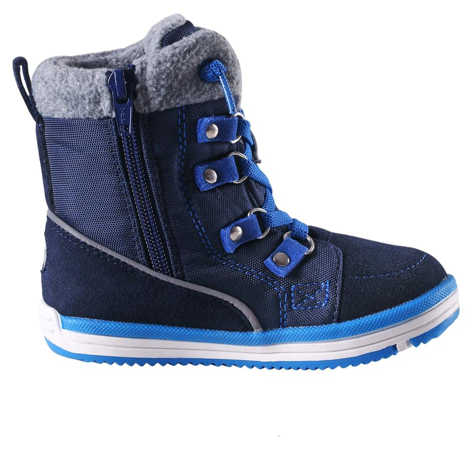 d7b92e24e64 Dětské membránové boty Reima Freddo Toddler - Navy - Skibi Kids