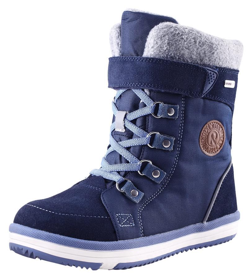 aa56c31fb81 Dětské membránové boty Reima Freddo - Navy - Skibi Kids