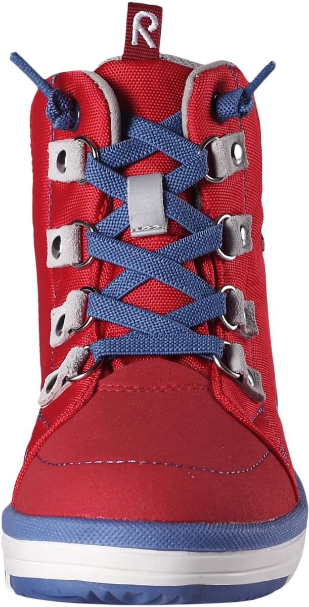 862a4b19f7a Dětské boty Reima Wetter Wash - red .