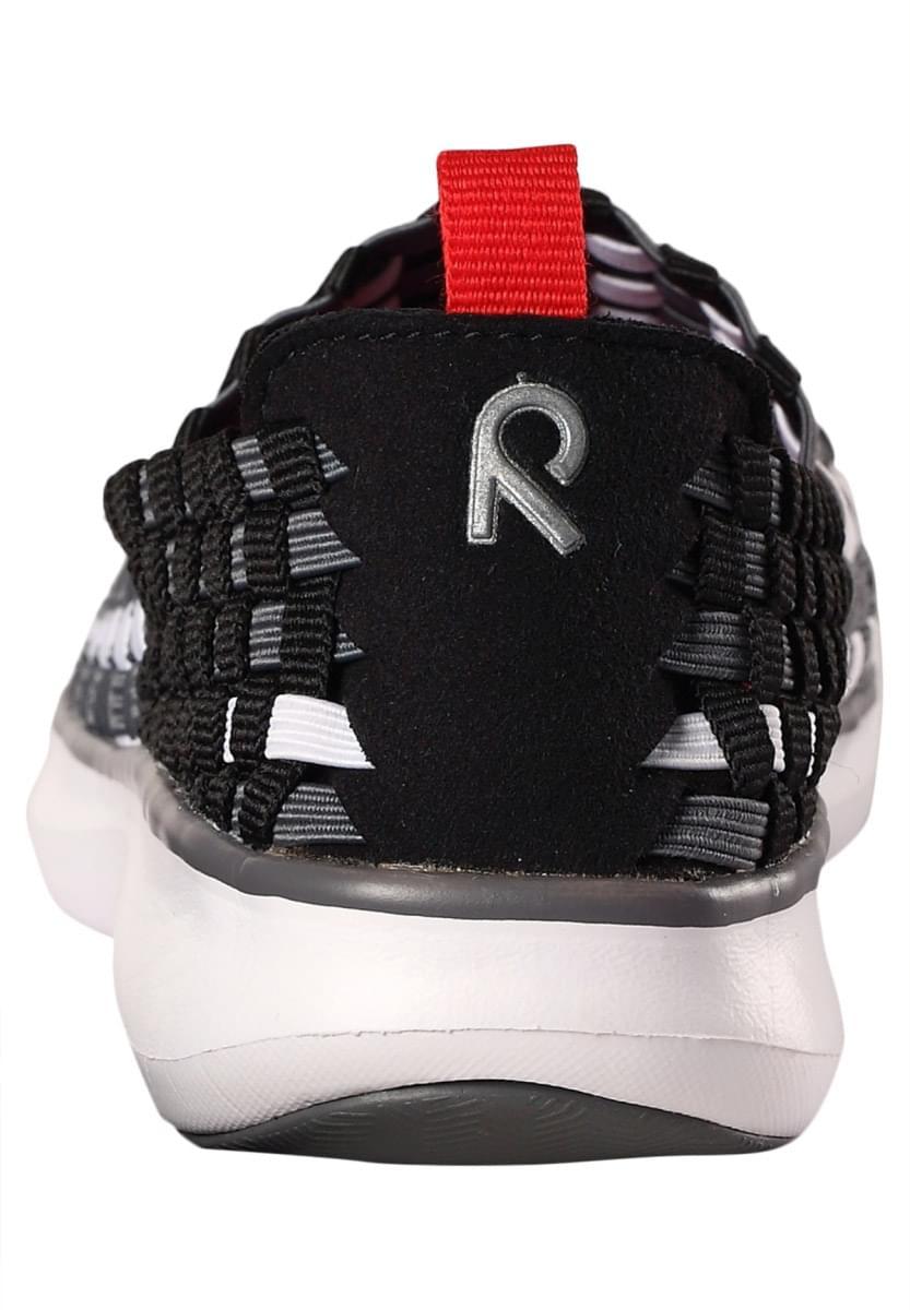 7f12182c23 Dětské boty Reima Fresh Stretch - black - Skibi Kids