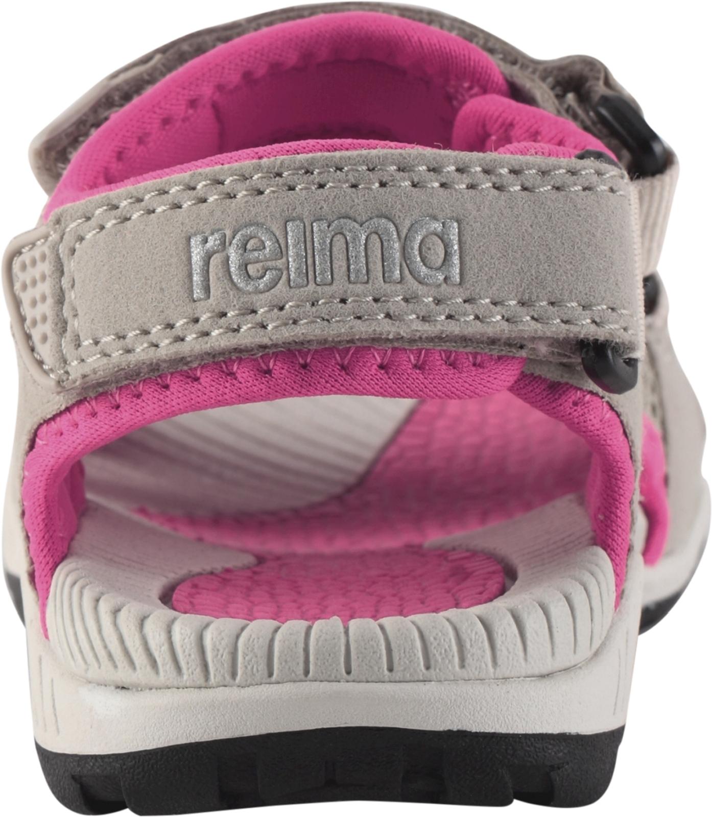 ce5ca603dfb Dětské sandály Reima Luft - stone beige - Skibi Kids