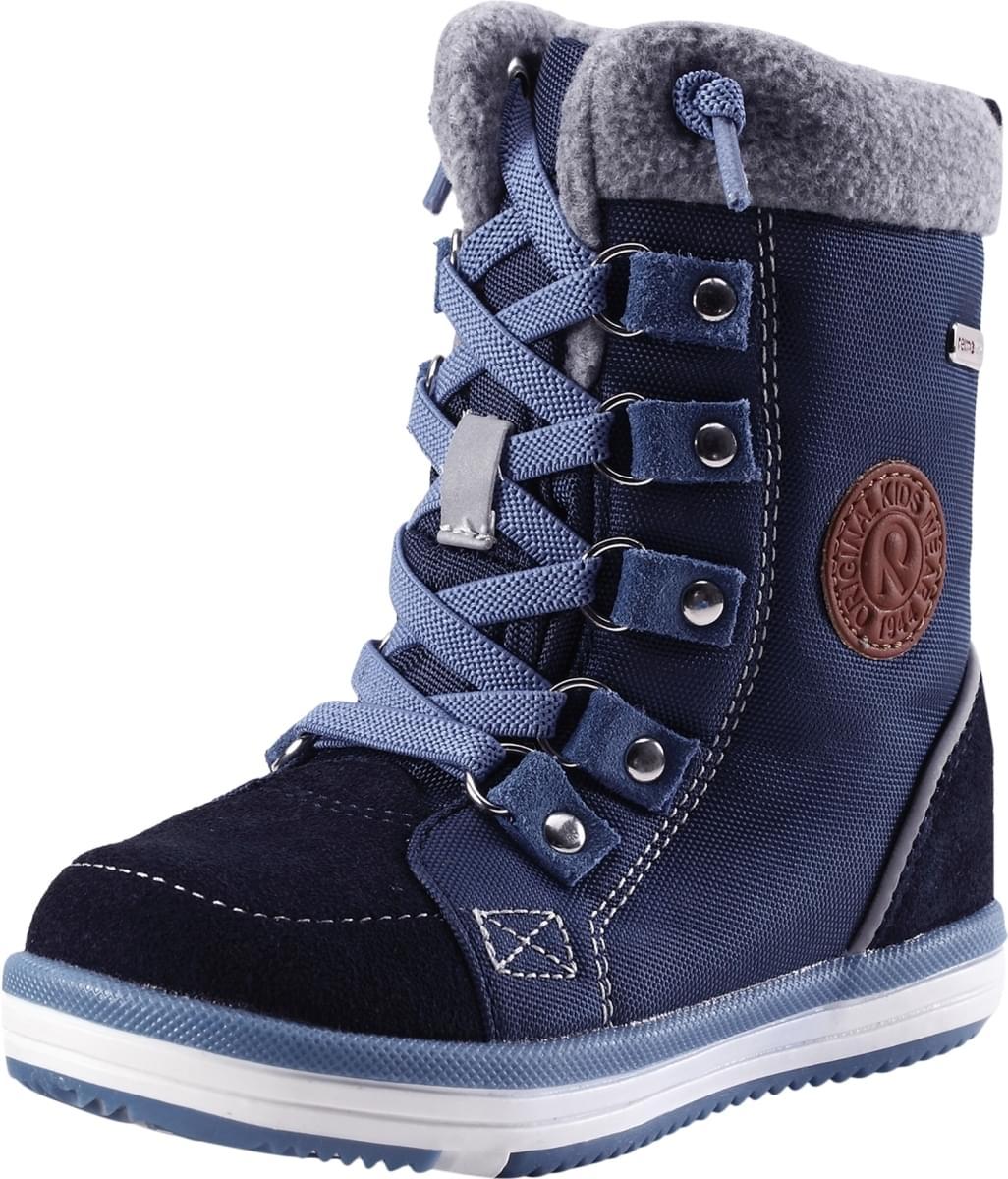 75300760f36 Dětské zimní boty Reima Freddo Toddler - Navy - Skibi Kids