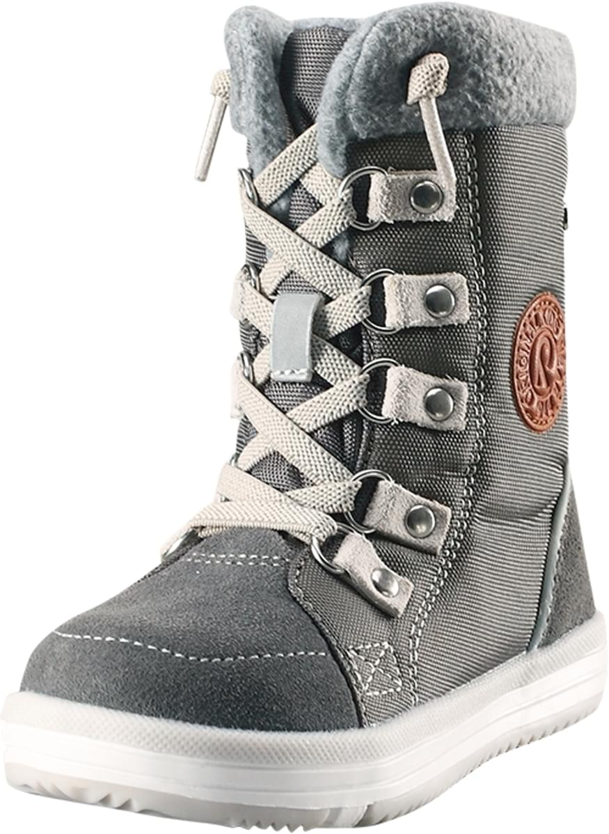 ea621a5049b Dětské zimní boty Reima Freddo Toddler - Soft Grey - Skibi Kids