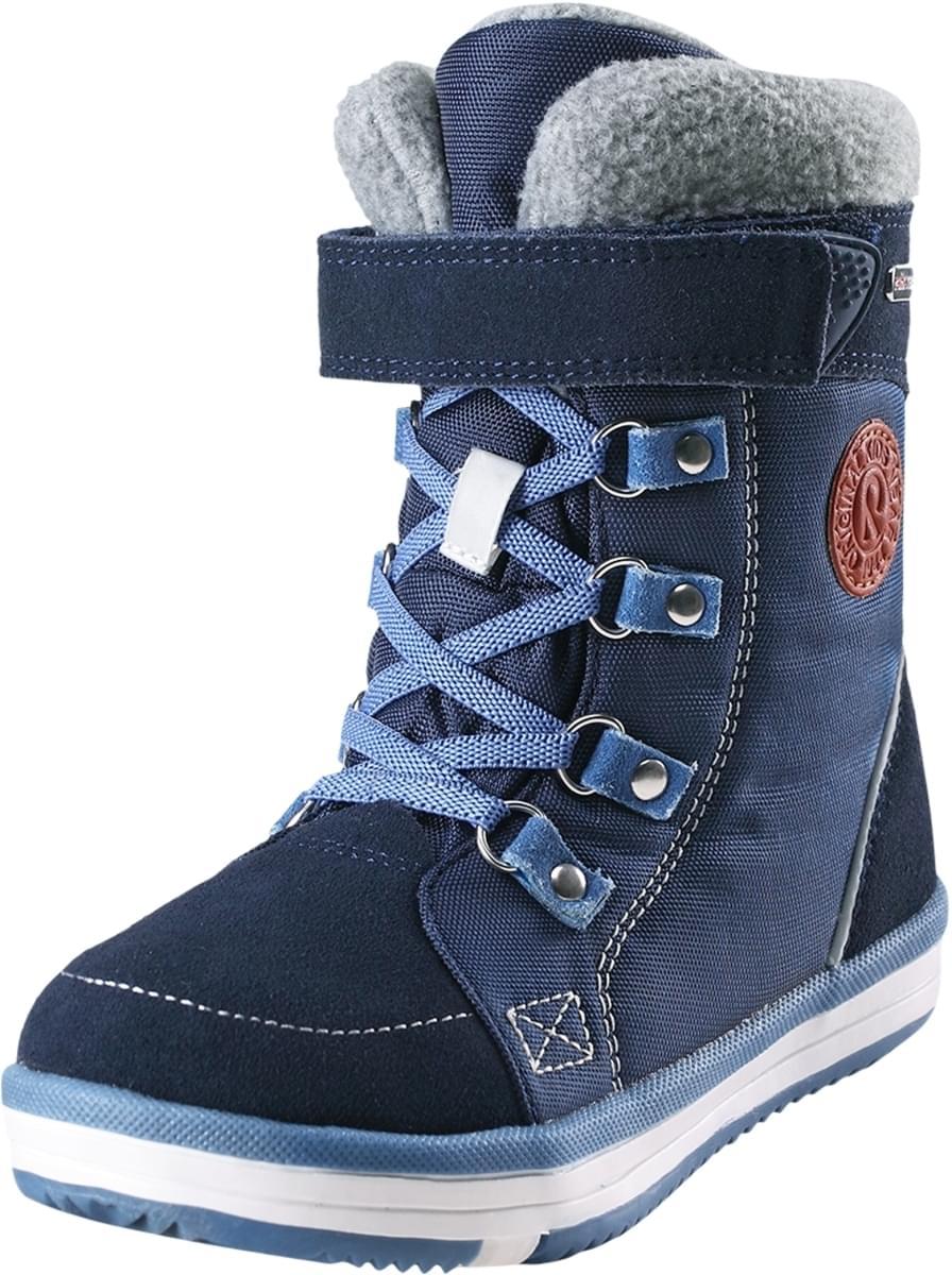 c956e981b08 Dětské zimní boty Reima Freddo Jr - Navy - Skibi Kids