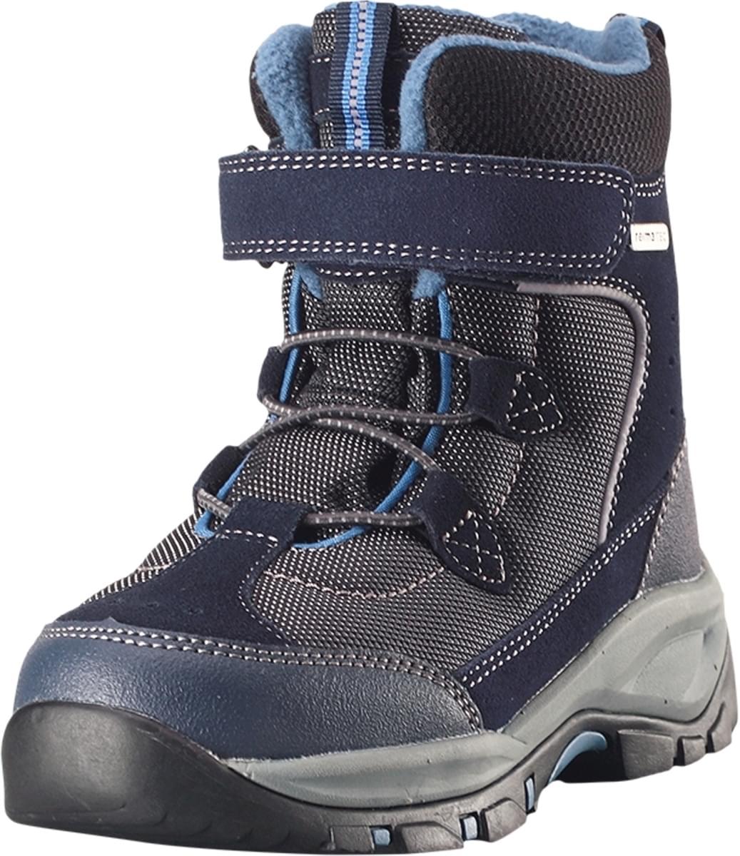 Dětské zimní boty Reima Denny - Navy - Skibi Kids 5026e0fdc3