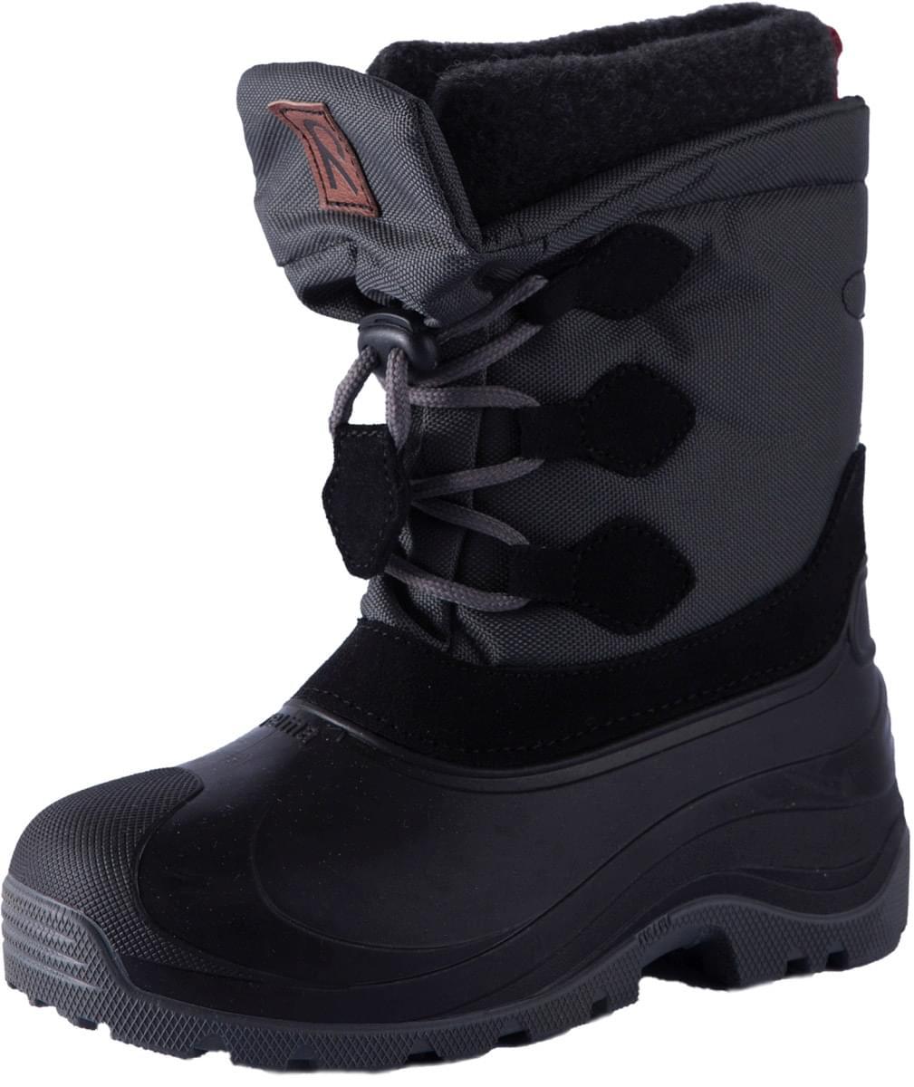 Dětské zimní boty Reima Loimu - Black - Skibi Kids 3e053334b1
