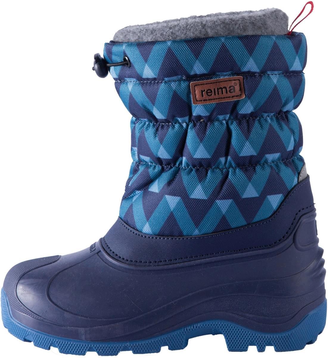Dětské zimní boty Reima Ivalo - Navy - Skibi Kids 73d5d96cdf