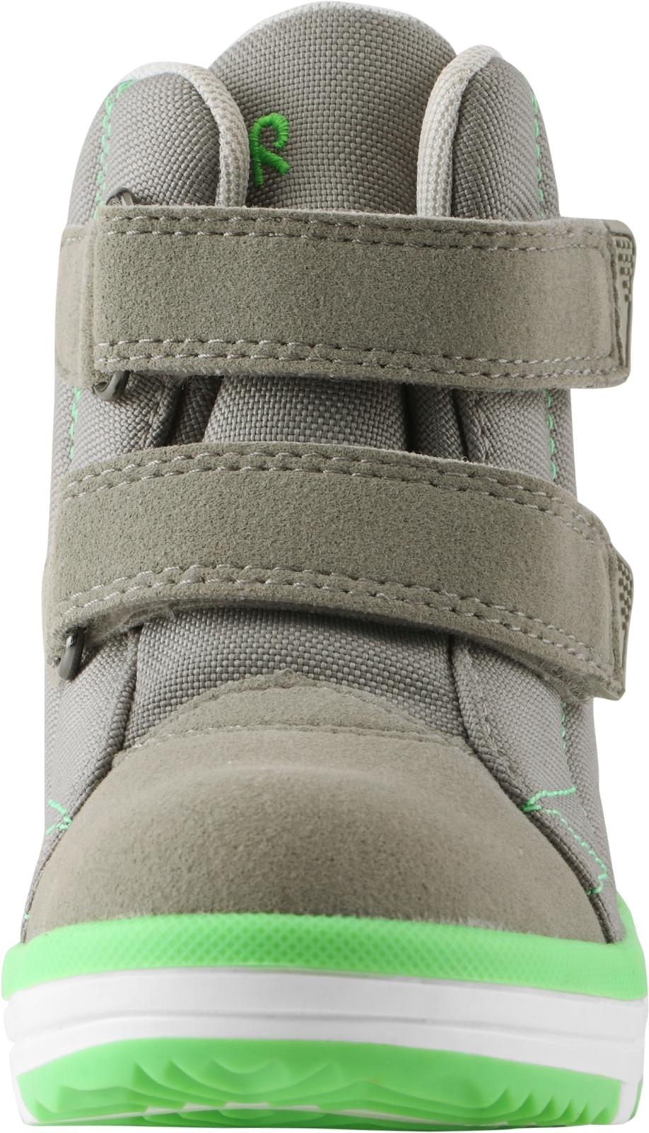 Dětské membránové boty Reima Patter Wash - clay grey - Skibi Kids 6097ace1b7