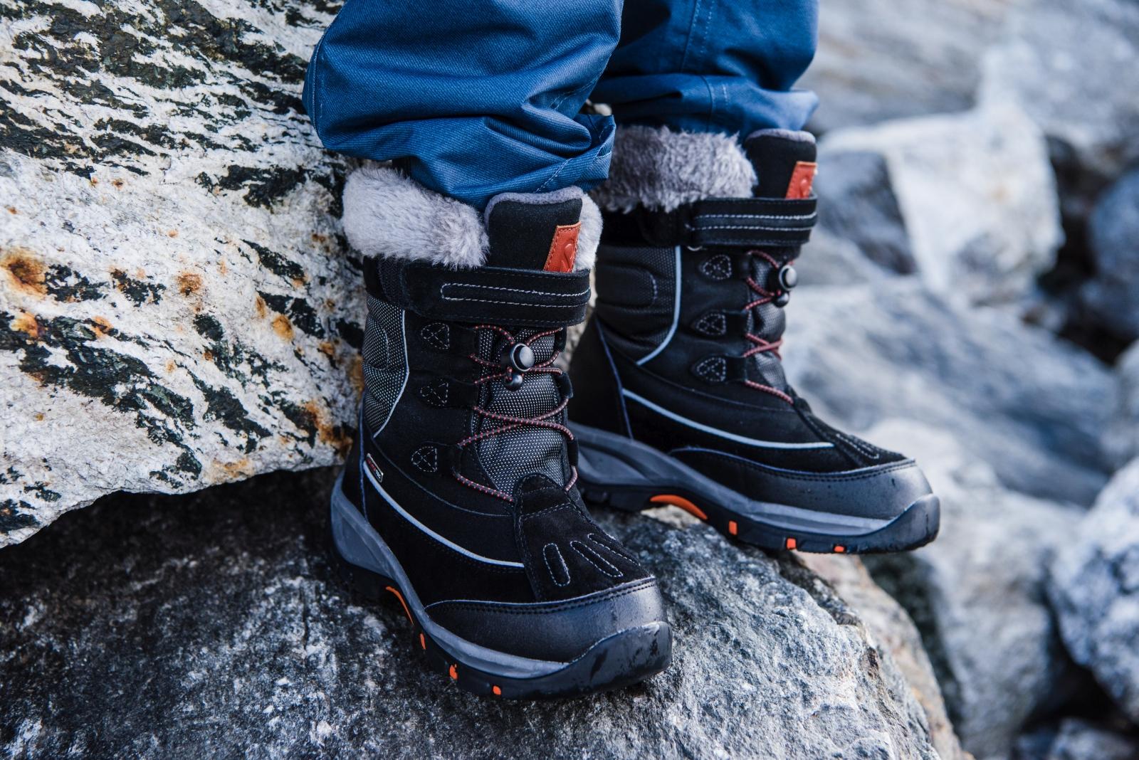 Jak vybrat dětské zimní boty - Skibi Kids 9534812f09