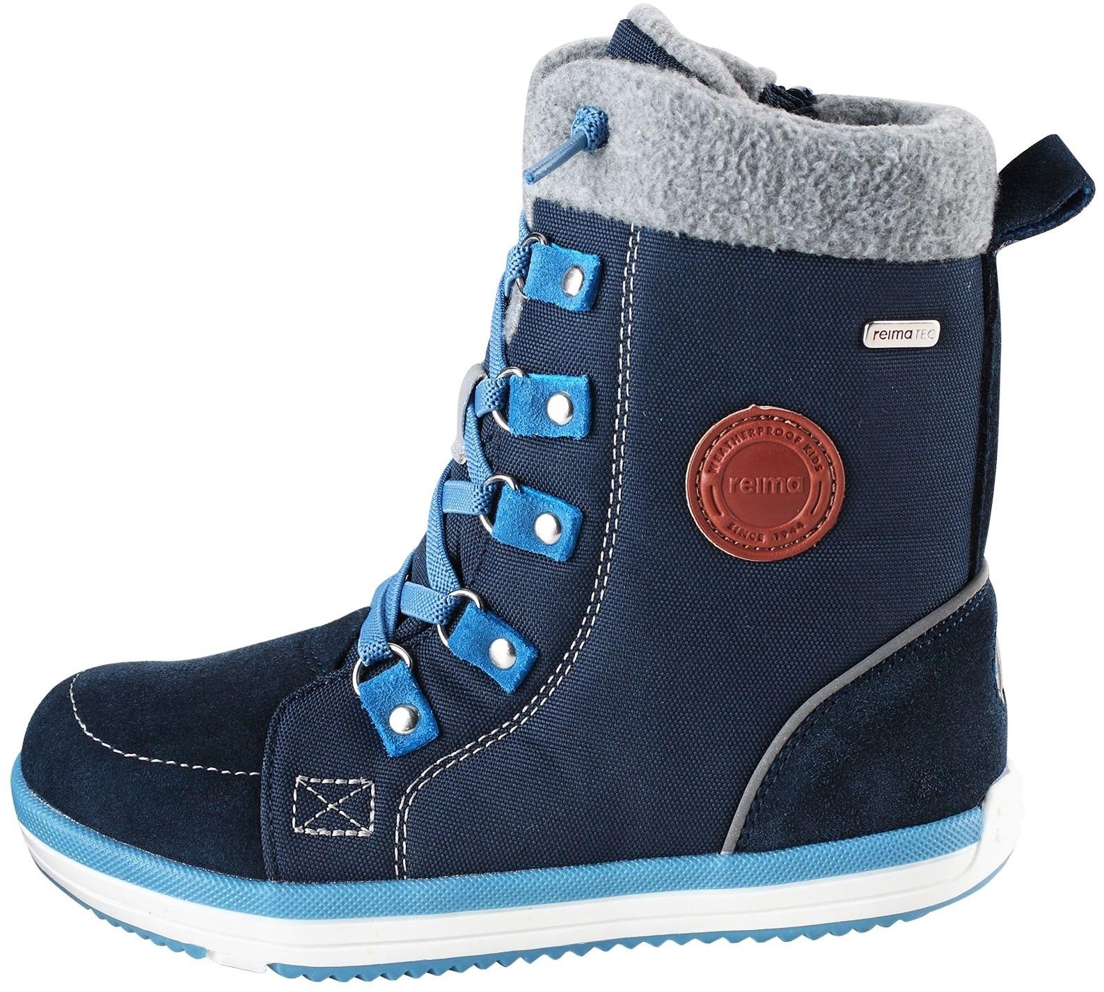c40eda8adb9 Dětské membránové boty Reima Freddo - navy - Skibi Kids