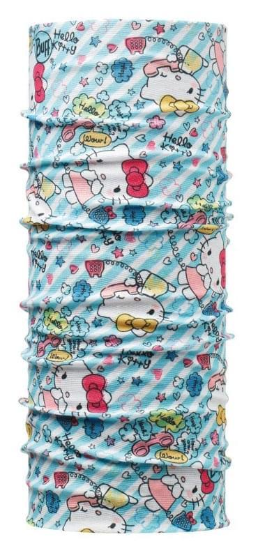 127406089a1 Juniorský multifunkční šátek Buff Original - Hello Kitty Hey - Skibi ...
