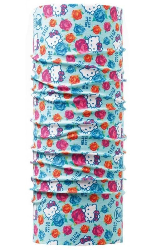 db7fc97f1a9 Juniorský multifunkční šátek Buff Original - Hello Kitty Roses ...