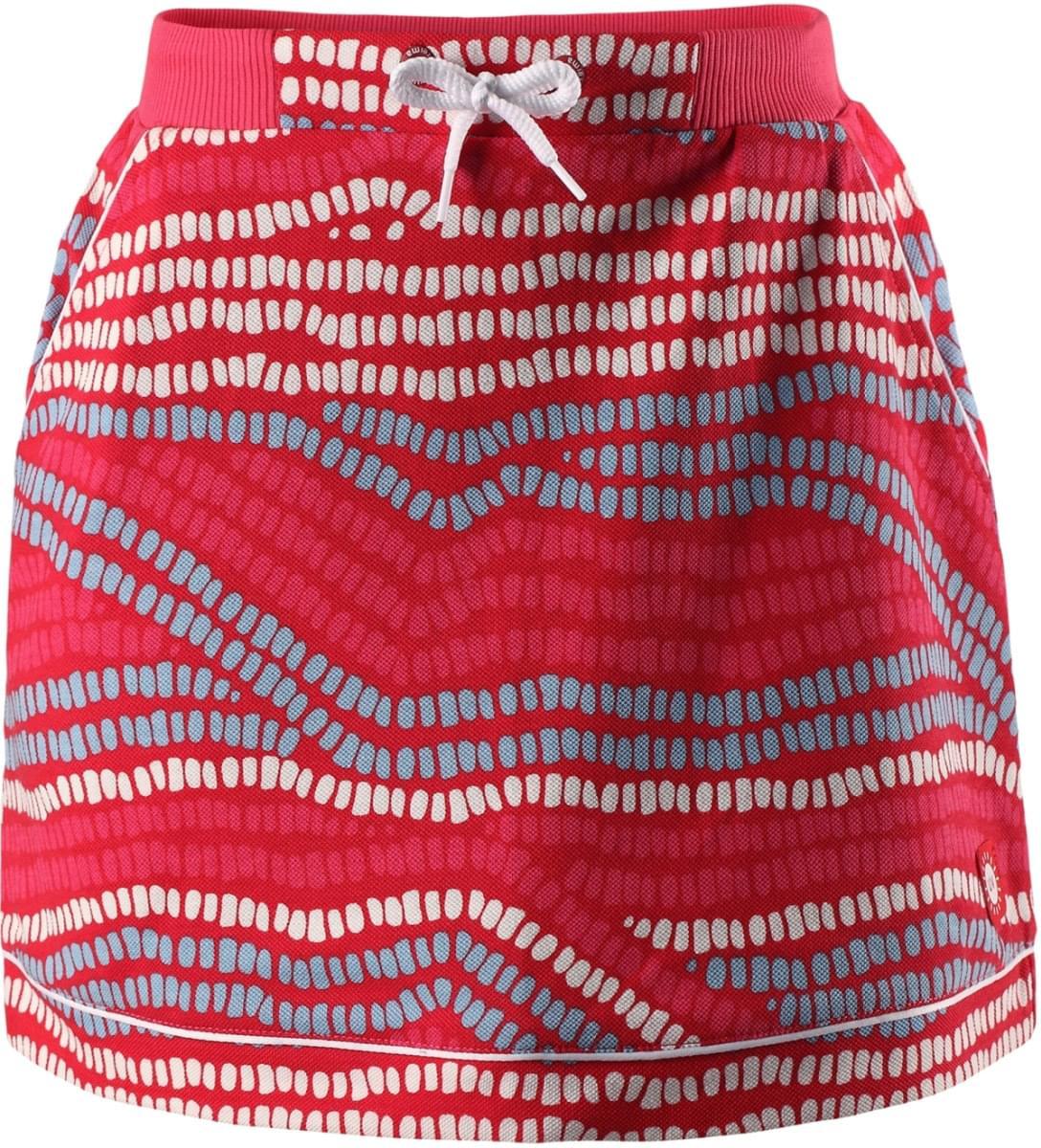 2322c1a9698 Dětská sukně Reima Strawberry - raspberry red - Skibi Kids