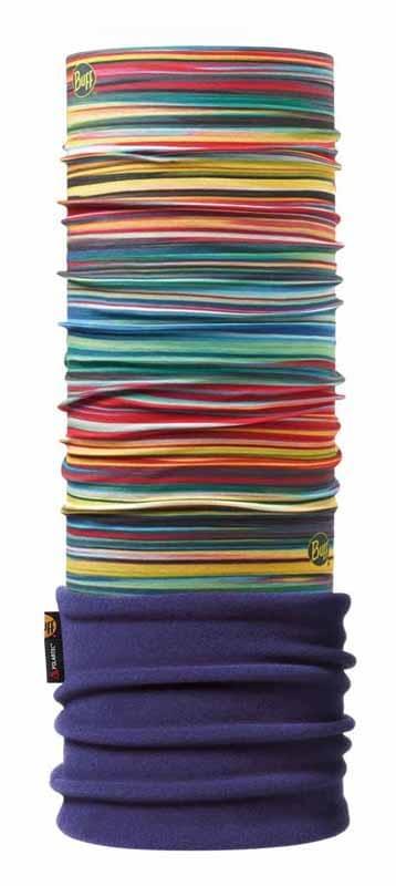 65bc3d42f73 Juniorský multifunkční šátek Buff Polar Junior - Apac Navy - Skibi Kids