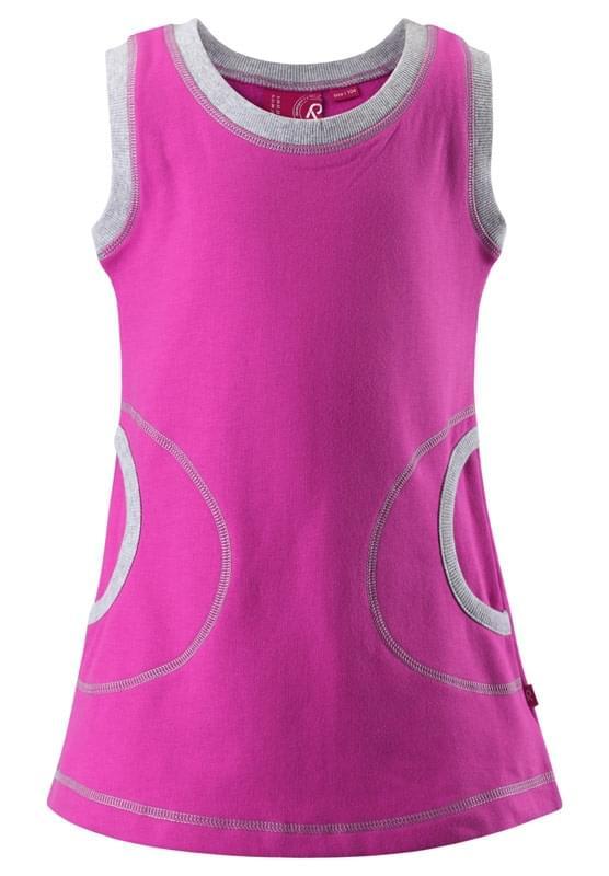 273f2189105 Dívčí funkční šaty Reima Selena - pink - Skibi Kids