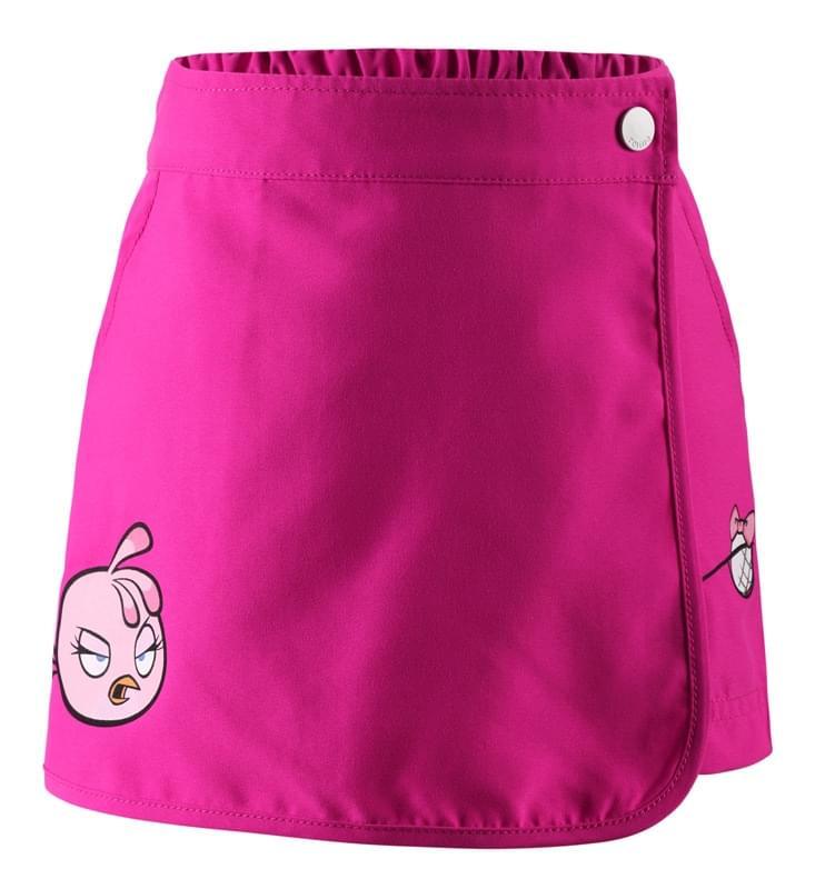 Dívčí cyklistická sukně se šortkami Angry Birds Reima - fuchsia ... a98f97ae32