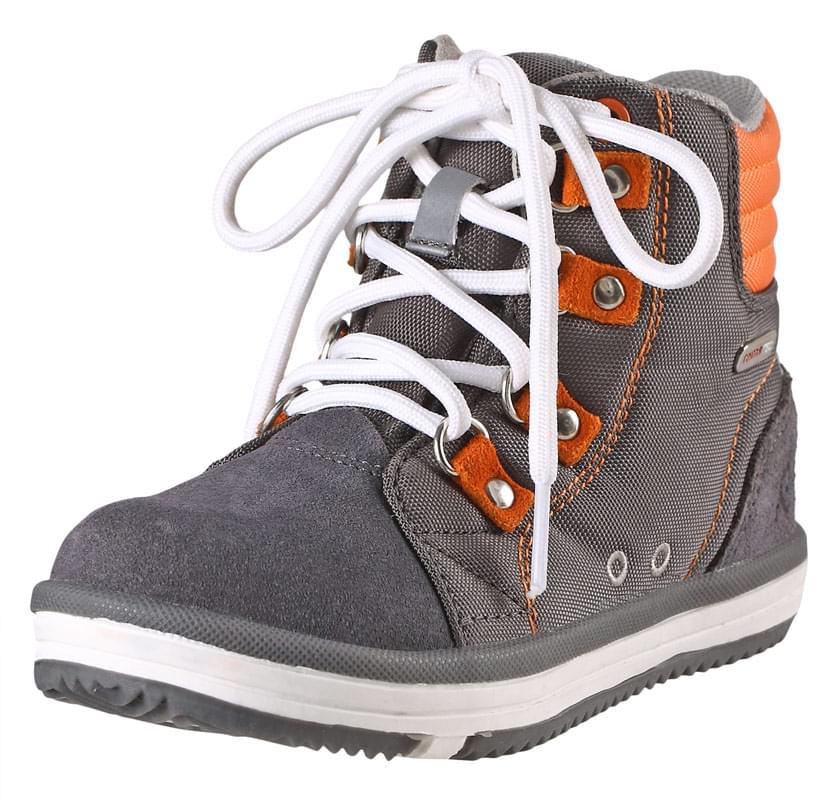 Dětské nepromokavé membránové boty Reima Wetter - dark grey - Skibi Kids e43358c78a