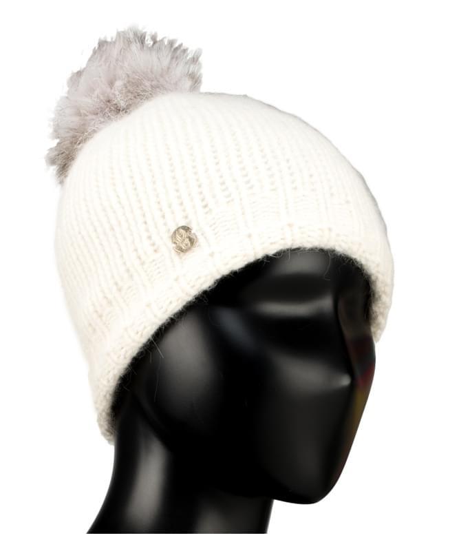 Dívčí zimní čepice Spyder Icicle - white - Skibi Kids d470774daa