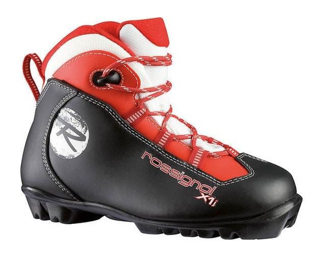 1e369119da36c Dětské boty na běžky Rossignol X1 JR - Skibi Kids