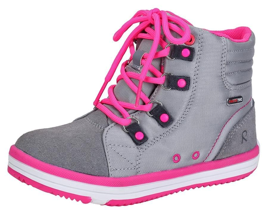 d4edea4cd7d Dětské nepromokavé boty s membránou Reima Wetter - mid grey - Skibi Kids