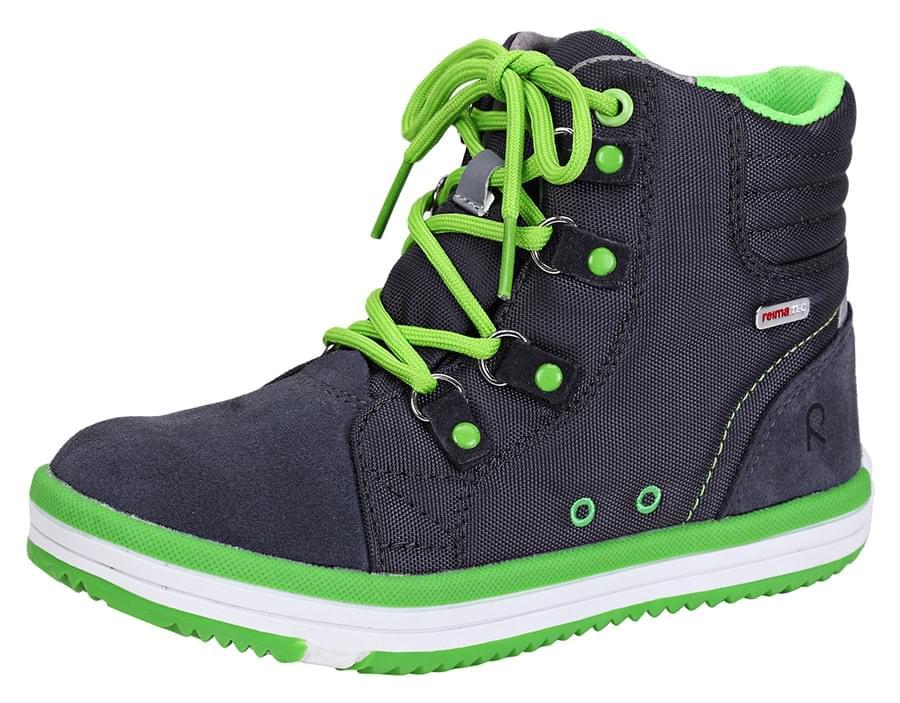 Dětské nepromokavé boty s membránou Reima Wetter - clay grey - Skibi ... 3ac0ea7a87
