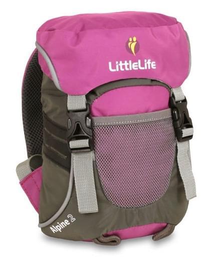 16b270e86f9 Dětský batůžek LittleLife Alpine 2 - purple - Skibi Kids