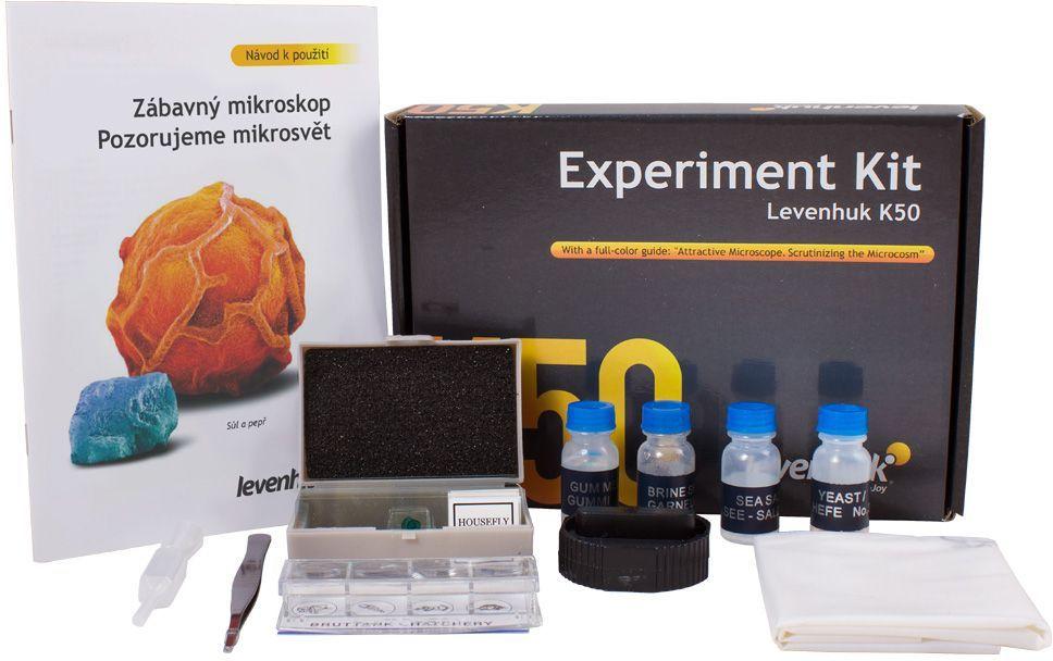 Levně Levenhuk K50 Experiment Kit