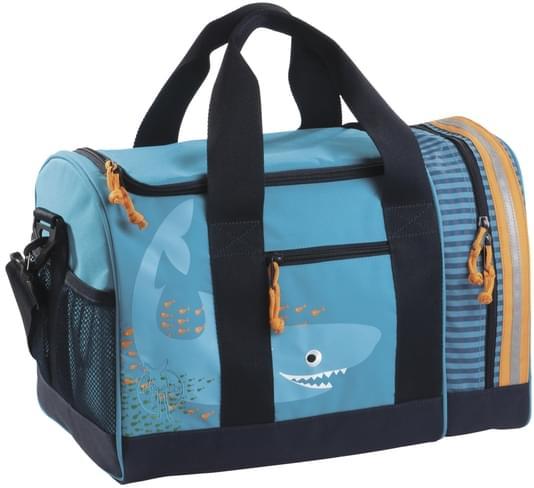 Dětská sportovní taška Lässig - shark ocean - Skibi Kids 396c3cdb4c