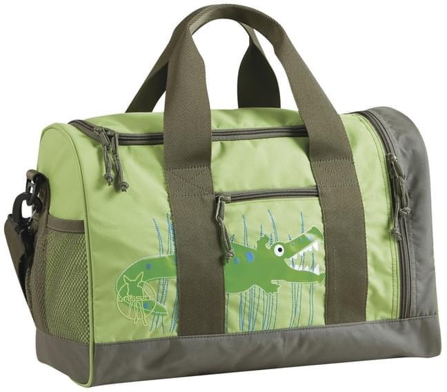 Dětská sportovní taška Lässig - crocodile granny - Skibi Kids a833cfdf40