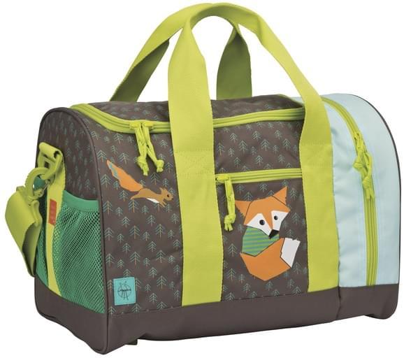 Dětská sportovní taška Lässig - little tree fox - Skibi Kids bfd2e33344
