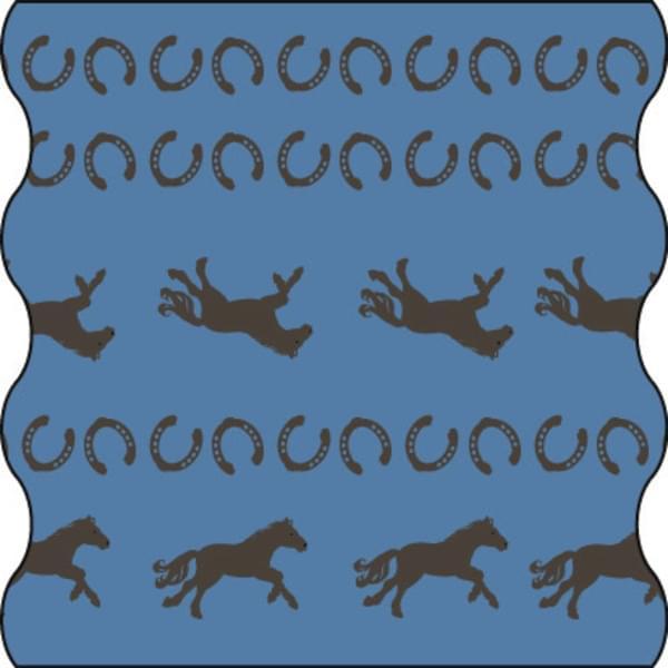 f92581cfbcc Dětský šátek Lässig Twister - horse - Skibi Kids