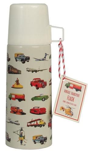 Dětská termoska Vintage Transport - Skibi Kids 6e71fb8ead8