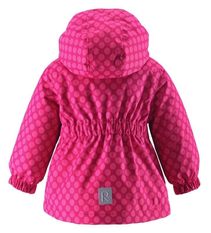 Dívčí zimní membránová bunda Minnie Reima – cherry pink - Skibi Kids 8a39cb7186