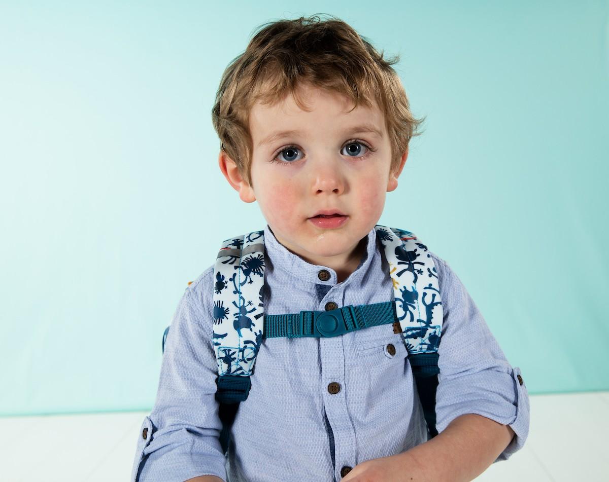 Malá předškolní taška Lilliputiens - Marius - Skibi Kids 0c06943126