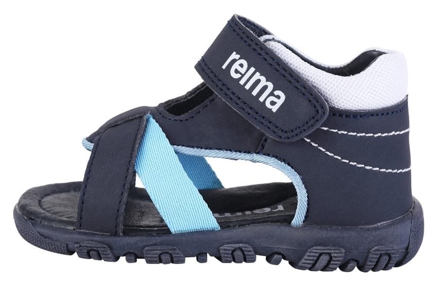 1cb9e3cc015 Dětské sandály Reima Lica - navy - Skibi Kids