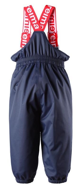 58610e1c09c1 Dětské membránové kalhoty Reima Stockholm - navy - Skibi Kids