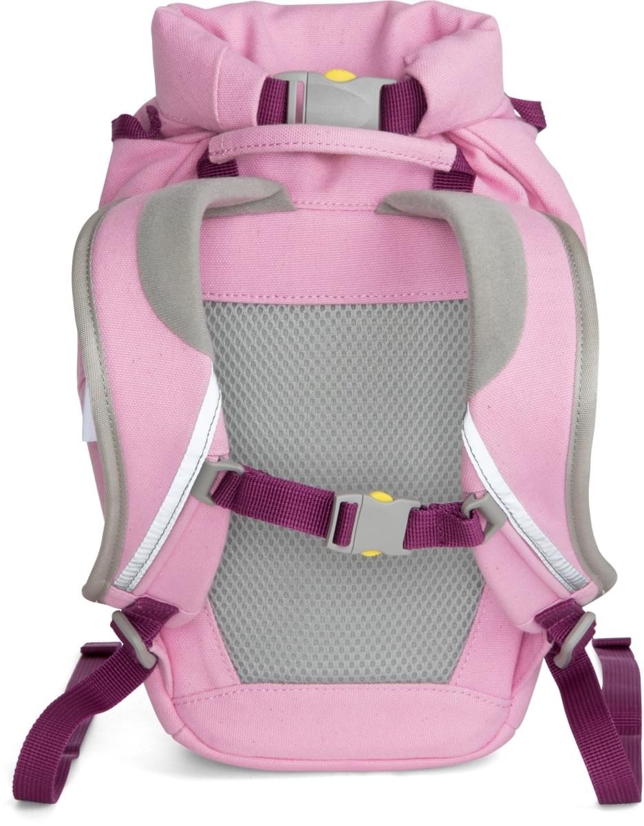fc798d5d16 Dětský batoh do školky Affenzahn Mighty Monster large - pink - Skibi ...