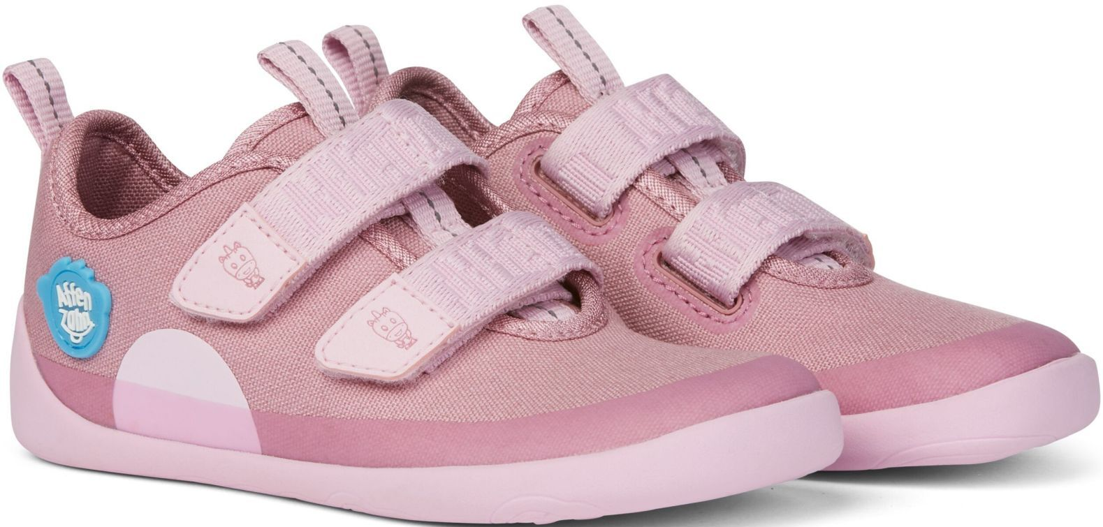 Levně Affenzahn Lowcut Cottoncorn-Pink 26