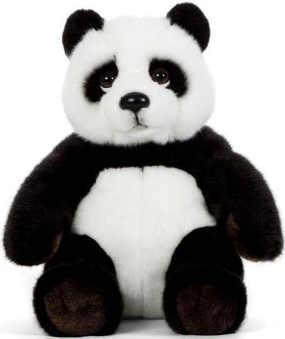 Living Nature Dětská plyšová hračka - Panda sedící