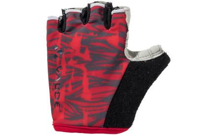 3b73f8be9 Dětské cyklistické rukavice Vaude Kids Grody Gloves - indian red