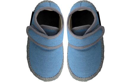 Dětské bačkůrky Nanga Luna Child - jeans 969b197eb5