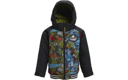 Chlapecká zimní bunda Burton Boys Ms Gameday Bomber Jacket Neverending  Story   True Black 6e065d75fa