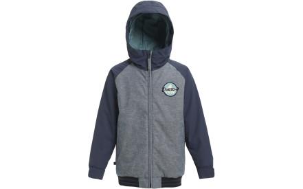 Chlapecká zimní bunda Burton Boys Game Day Jacket Chambray   Mood Indigo d1622d2da8