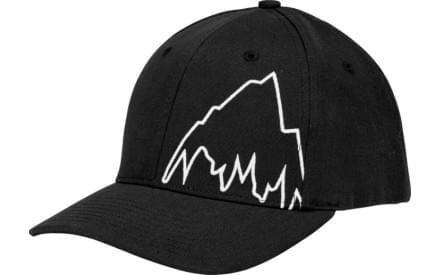 9a9822c3a27 Dětská kšiltovka Burton Boys Mountain Slidestyle - true black